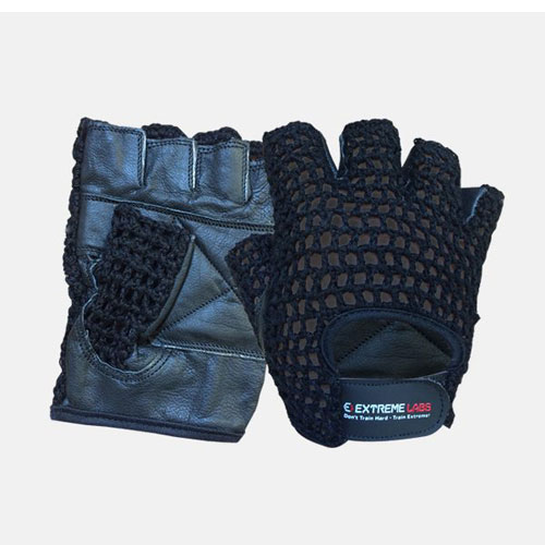 Extreme Labs Mesh Gloves - Black