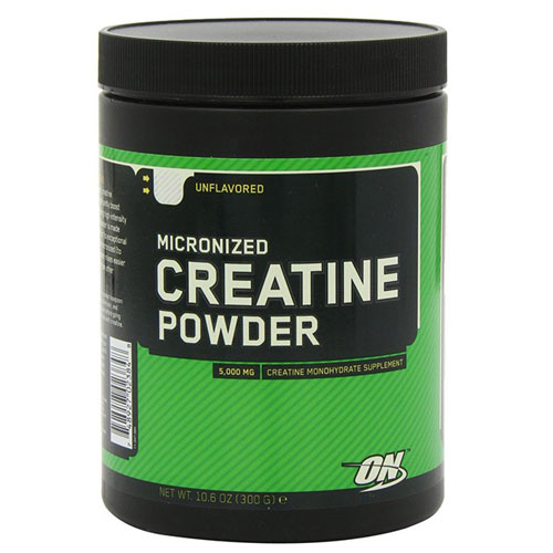 Optimum Nutrition Micronized Creatine Powder - 300g