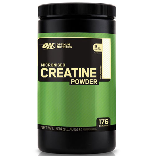 Optimum Nutrition Micronized Creatine Powder - 600g