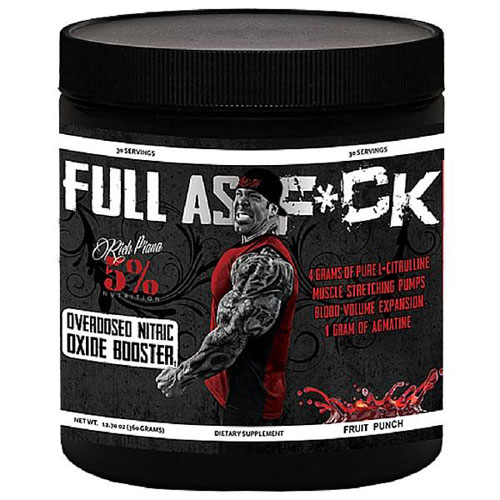 Rich Piana Full As F*ck - 387g