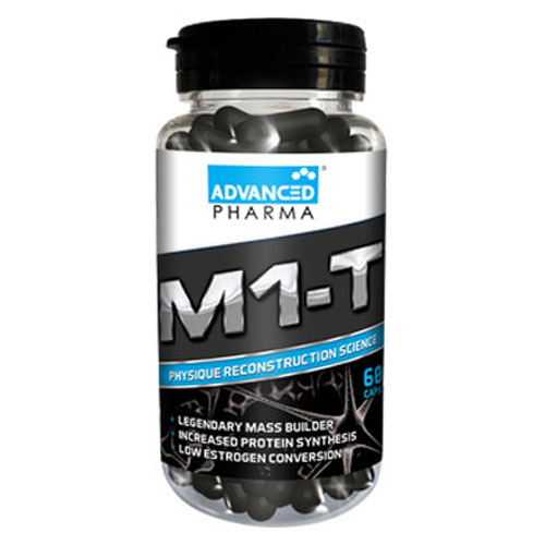 Advanced Pharma M1-T - 60 Caps