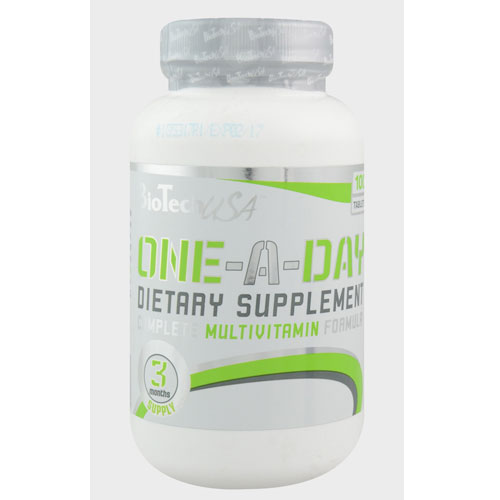 BiTechUSA One-A-Day - 100 Tabs
