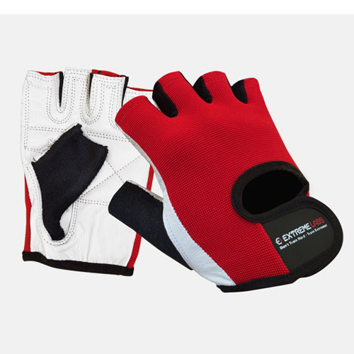 Extreme Labs Neoprene Gloves - Red