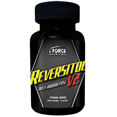 IForce Nutrition Reversitol V2 - 84 Caps