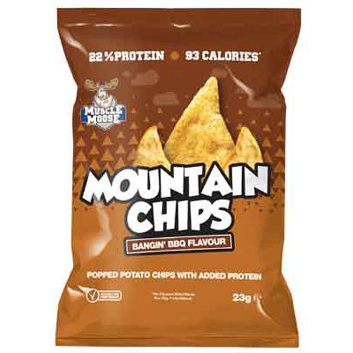 Muscle Moose Mountain Chips - 23g