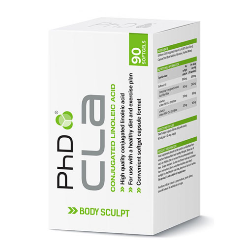 PhD CLA - 90 Softgels