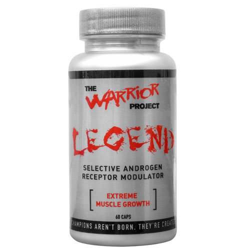 The Warrior Project Legend - 60 Caps